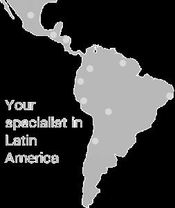 INSERCO Südamerika Spezialist